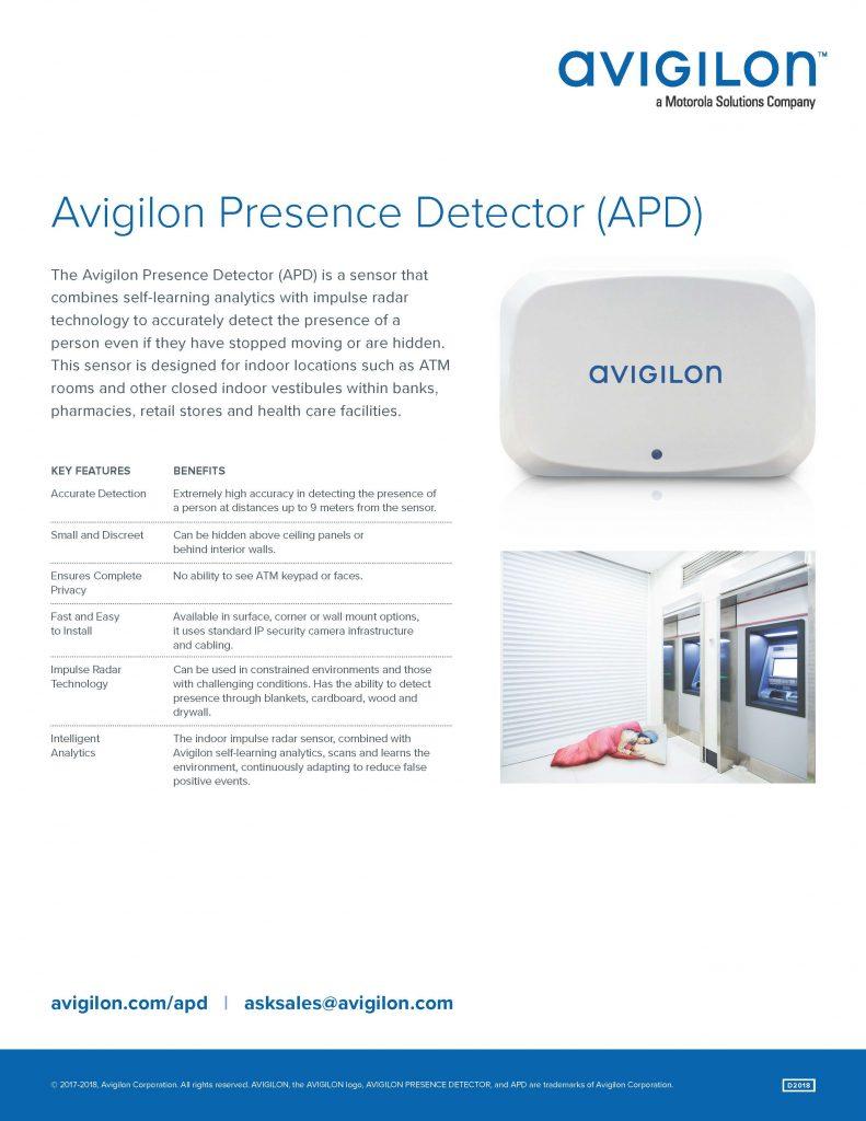 Presence Detector:export